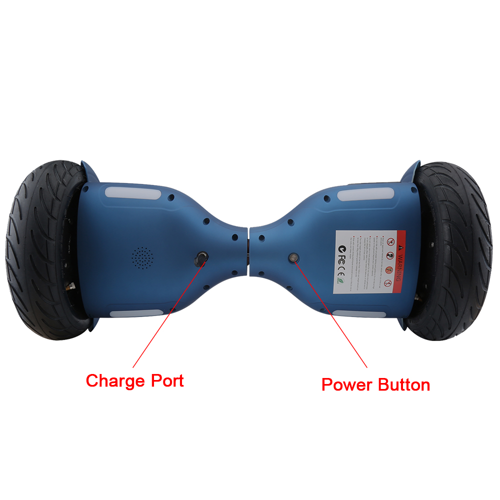 10 inch self balancing electric Hoverboard with speaker and Bluetooth 7