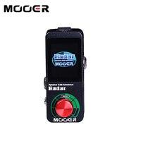 MOOER Radar полнофункциональный professional speaker simulator 11 mic models 4 power amp