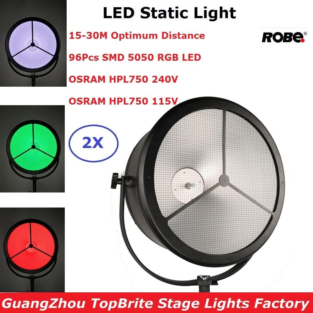 Professional LED Static Light 750W DMX Controller LED Par Light For Stage Light Party Wedding Club Lighting Shows Osram Lamp