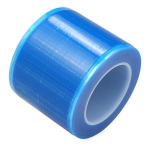 Image 2 - 1200 pcs/רול שיניים מגן סרט חד פעמי מחסום הגנה על סרט פלסטיק אוראלי חומר בידוד קרום 10*15cm