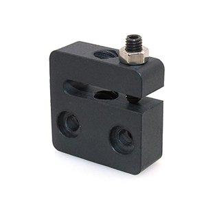 Image 2 - Bloque de tuercas antirretroceso con alambre superior M4 de 20mm y tuercas para impresora 3D CNC, tornillo de plomo Acme métrico de 8mm