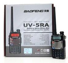 4pcs Baofeng UV-5RA Walkie Talkie Dual Band UV 5RA CB Radio 128CH VOX Portable Professional FM UV-5R Series Transceiver
