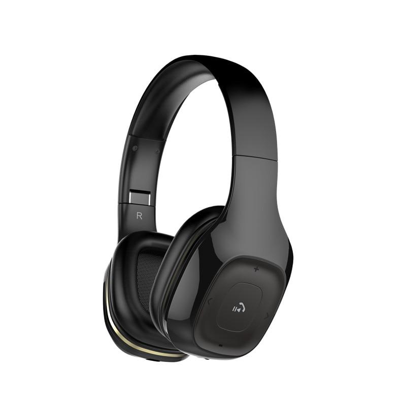 New Portable Bluetooth Headband Wireless Headphone Sound System 3D Stereo Music Surround Support Bluetooth AUX USB With MIC portable bluetooth v3 0 wireless headband headphone orange white page 1