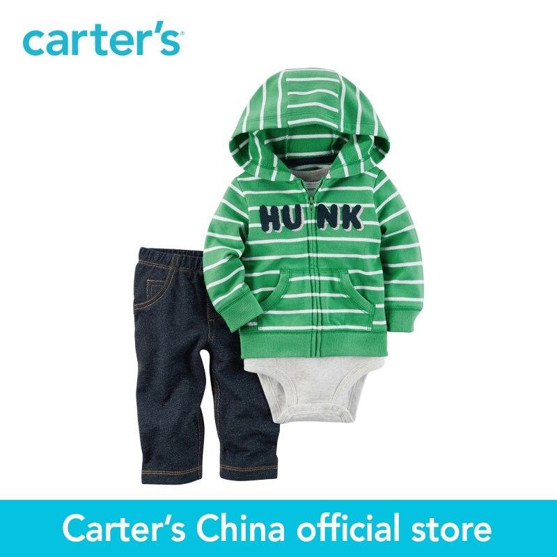 Carter s 3pcs baby children kids 3 Piece Little Jacket Set 121H266 sold by Carter s