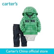 3 pcs bébé enfants enfants 3-pièces de Carter Petite Veste Ensemble 121H266, vendu par Carter de Chine boutique officielle