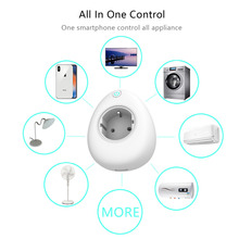 Wifi Socket with free gift charging cable Smart plug16A US EU UK India  Plug Voice Remote Control Work with Alexa Tuya App
