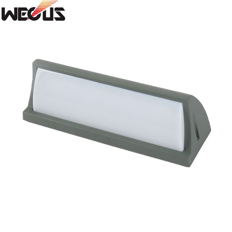Indoor and outdoor dual-use wall lamp, pure aluminum waterproof aisle courtyard lights