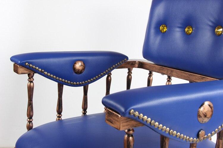 Купить с кэшбэком 55552Hair salon chair. Japanese style chair. Shaving chair
