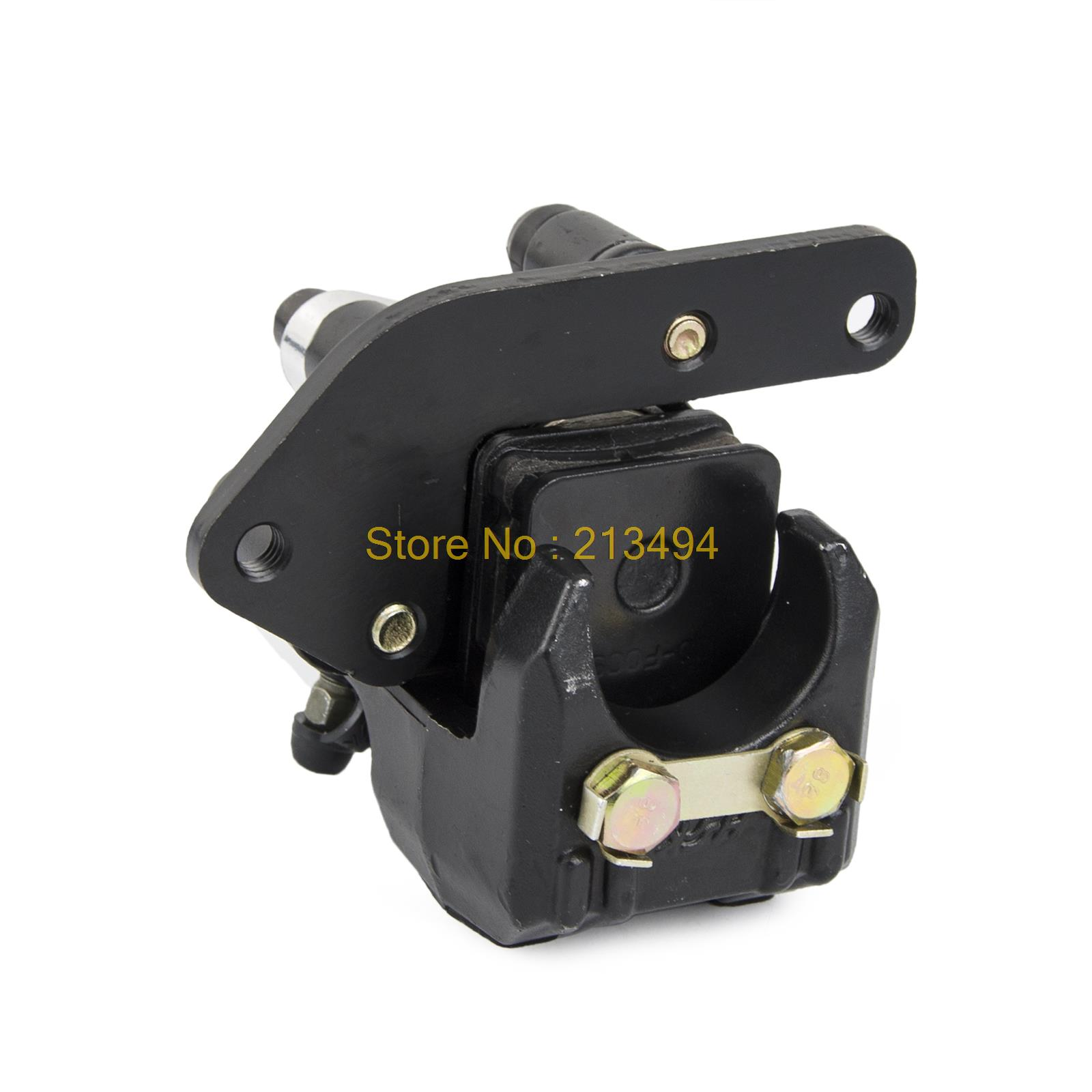 ФОТО REAR HYDRAULIC BRAKE CALIPER FOR YAMAHA BANSHEE 350 1987-2000 2001 2002 2003 2004 2005 2006