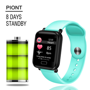 Image 5 - LIGE Smart Bracelet Women Men Sport Fitness Tracker Waterproof Smart Wristband Heart Rate Monitor Pedometer Pulsera inteligente