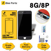 ibeeparts 1PCS Top LCD For iPhone 8 8 Plus LCD Display 3D Touch Screen Digitizer Assembly Replacement