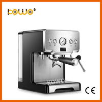 Professional Coffee Maker Cappuccino Espresso Machine Good Quality Single Heads For Household