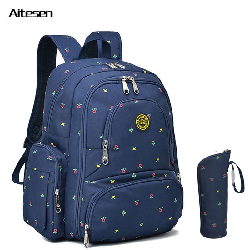 new fashion diaper bag mun multifunctional large capacity infant backpack women mother backpacks laptop backpack