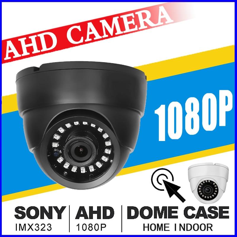 Plastic Mini IR Dome Camera NANO LED Board Video Security Camera Indoor CCTV AHD 720P 1080P 1MP 2MP AHD camera 3.6MM lens IRCUT
