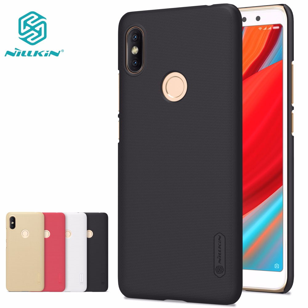 save off f4410 9001b US $7.99 10% OFF|Xiaomi redmi S2 case redmi Y2 Cover NILLKIN Super Frosted  Shield hard back cover case-in Half-wrapped Case from Cellphones & ...
