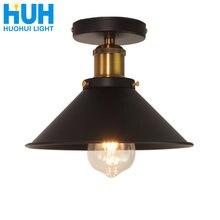 Винтажный потолочный светильник для гостиной спальни декоративный