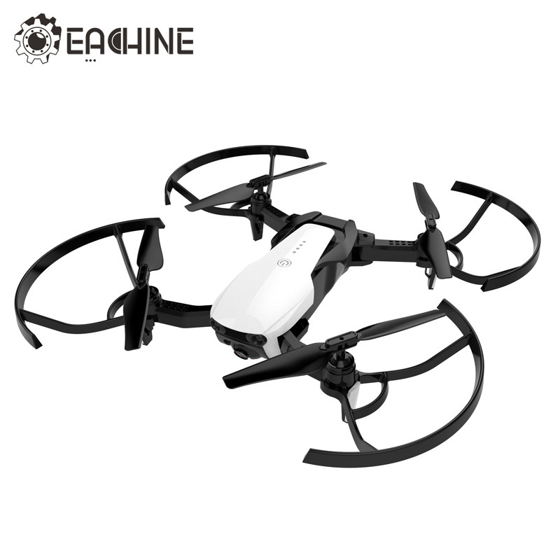 Eachine E511 WIFI FPV With 1080P / 720P HD Camera Headless Mode 16Mins Flight Time Foldable RC Drone Quadcopter Upgraded E58