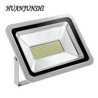 150W Cool White Warm White SMD5370 LED Flood Light Outdoor Garden Landscape Lamp Wall Light AC