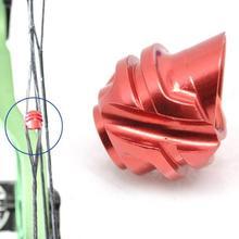 1 шт. 45 градусов Pro серии алюминиевый с капюшоном соединение лук визирное отверстие охотничий аксессуар