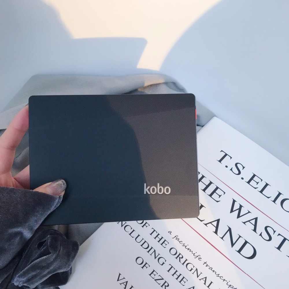 Kobo Aura ereader eink شاشة تعمل باللمس 6 بوصة الكتاب الإلكتروني المدمج في ضوء 1024x768 4GB واي فاي قارئ الكتب الإلكترونية