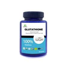 Glutathion 100 stücke/flasche 100% Glutathion pulver 20:1 für alle haut typ GSH