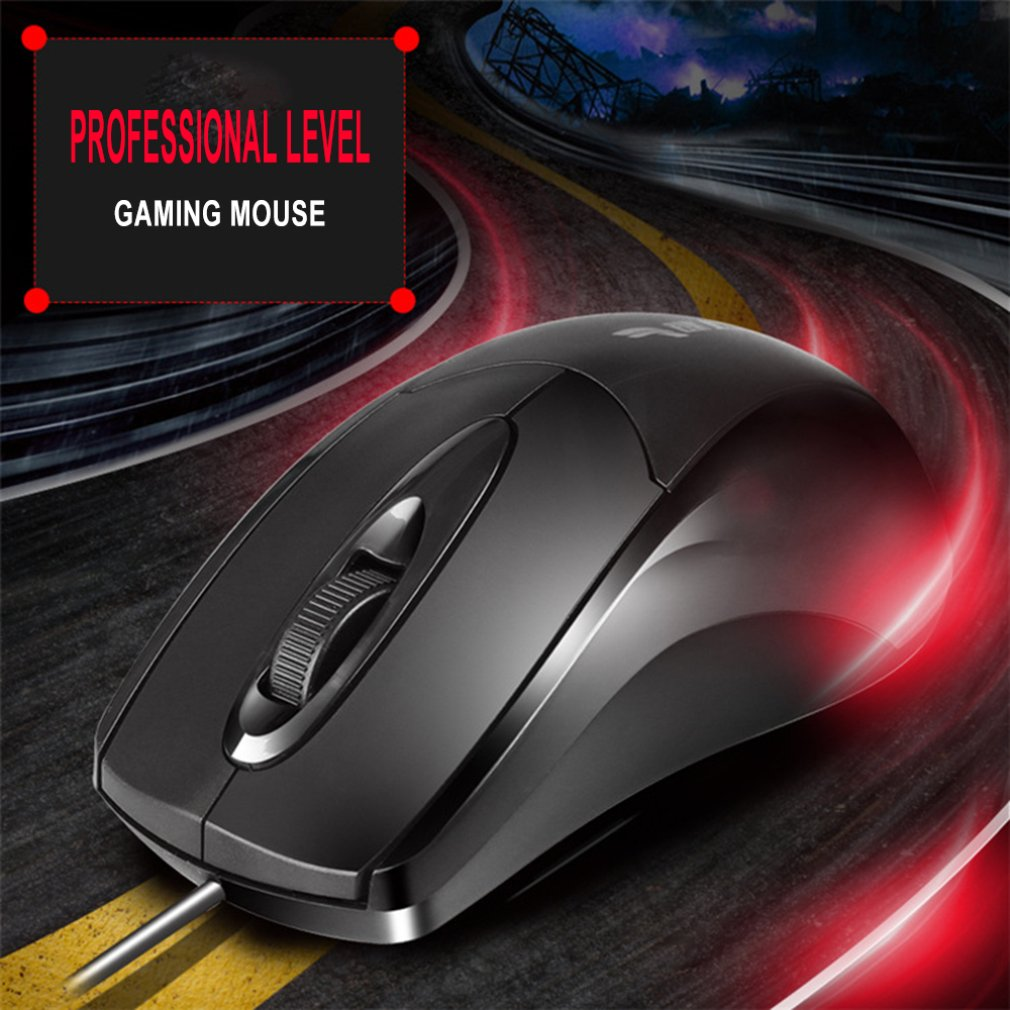 Professional Wired Gaming Mouse 3 Button 1000 DPI LED M11 USB Computer Mouse Gamer Mice