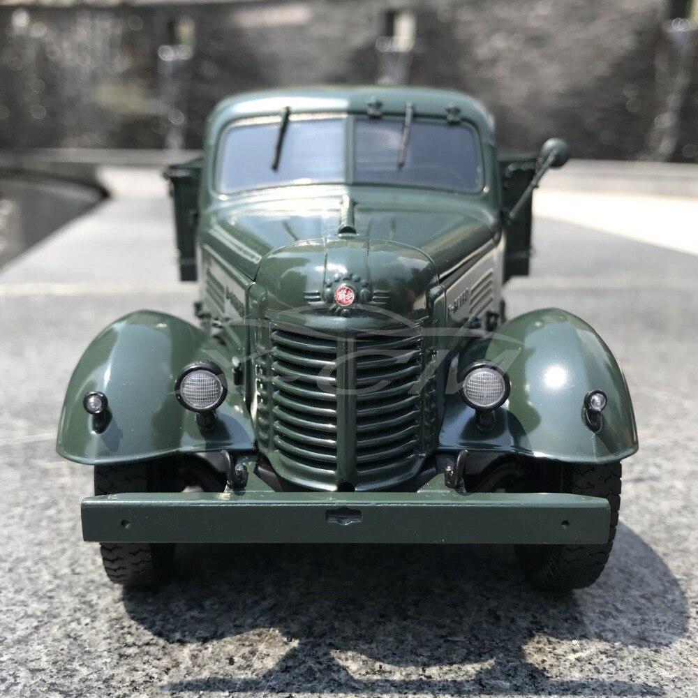 Oyuncaklar ve Hobi Ürünleri'ten Pres Döküm ve Oyuncak Araçlar'de Pres döküm model araç Jiefang CA10 Kamyon Yüzyıl Ejderha 1:24 (Yeşil) + KÜÇÜK HEDIYE!!!!'da  Grup 1