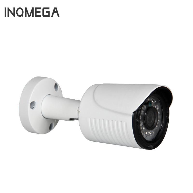 SECTEC 2.0M IP67 Waterproof IP Camera Outdoor Bullet IP Camera Day/ Night infrared Support Security Camera System Metal Shell wistino cctv camera metal housing outdoor use waterproof bullet casing for ip camera hot sale white color cover case