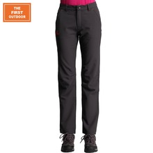 THE FIRST OUTDOOR Quick Dry Hiking Pants for Women Walking Pant Breathable Pants Waterproof Sport Pants Trousers 7231420