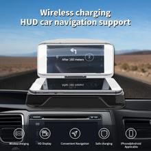 Universal Wireless Car Phone HUD GPS Navigation Bracket Head