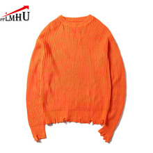 3869d7cb0 Buy sweater holes black men and get free shipping on AliExpress.com