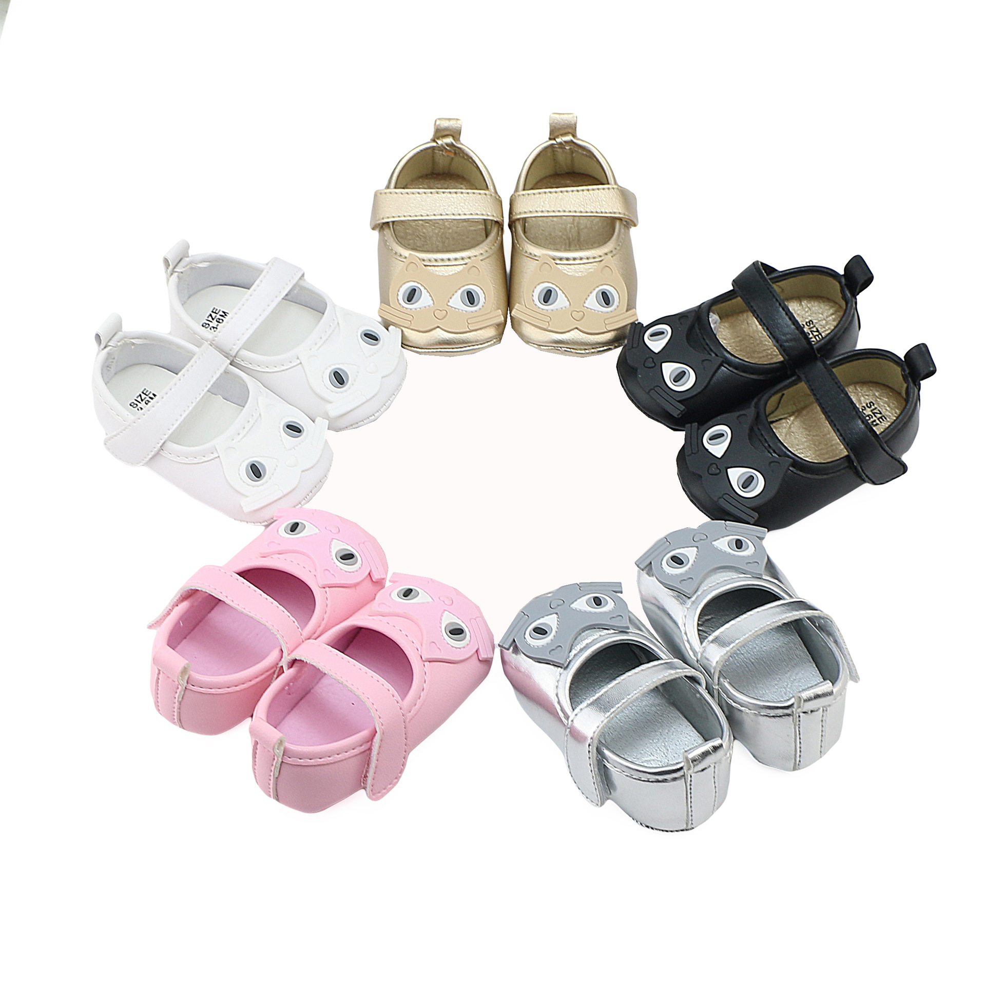 2017 Baby First Walkers Baby Girl Shoes Cute Bling Sliver ...