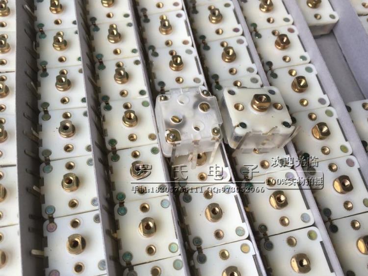 Купить cbl 2 365pf air dual variable capacitor 711