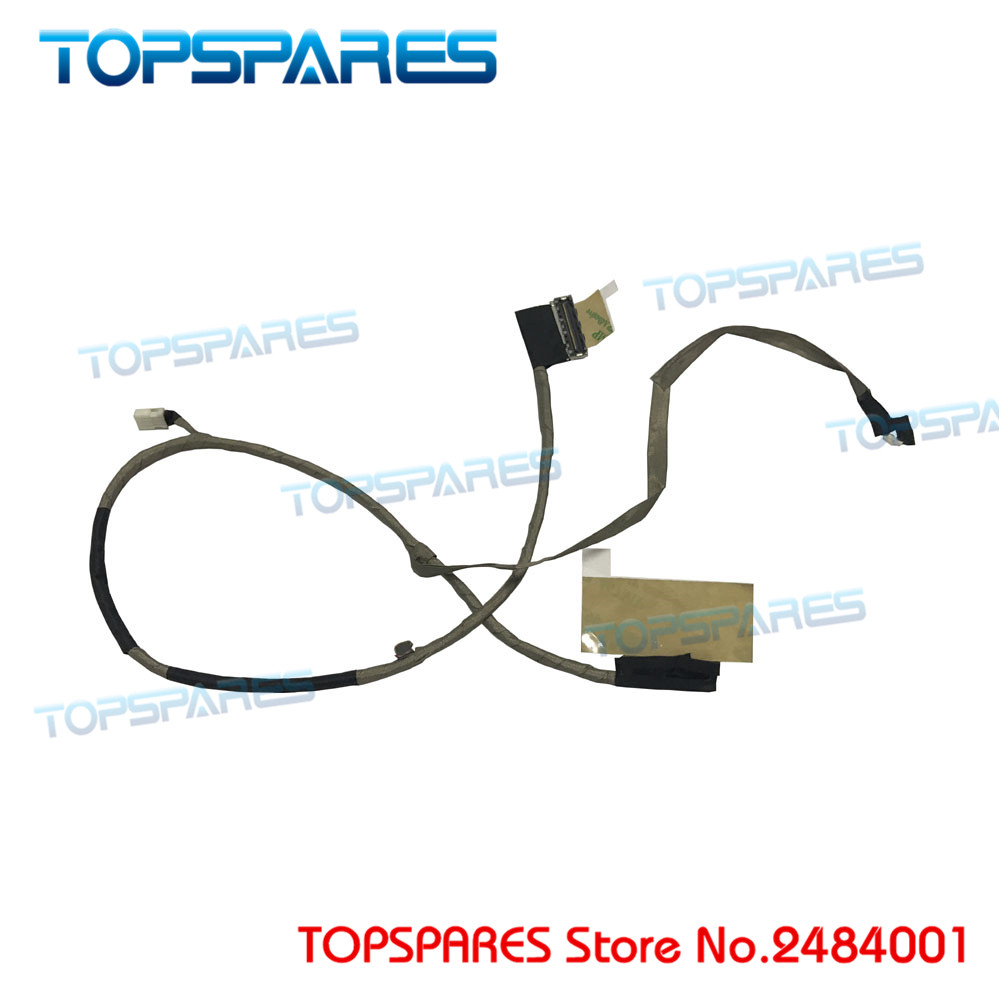 New Laptop Display cable For <font><b>Acer</b></font> <font><b>Aspire</b></font> TimelineX 3830 <font><b>3830TG</b></font> 3830T laptop LCD Video Cable P/N DC02001AZ10 image
