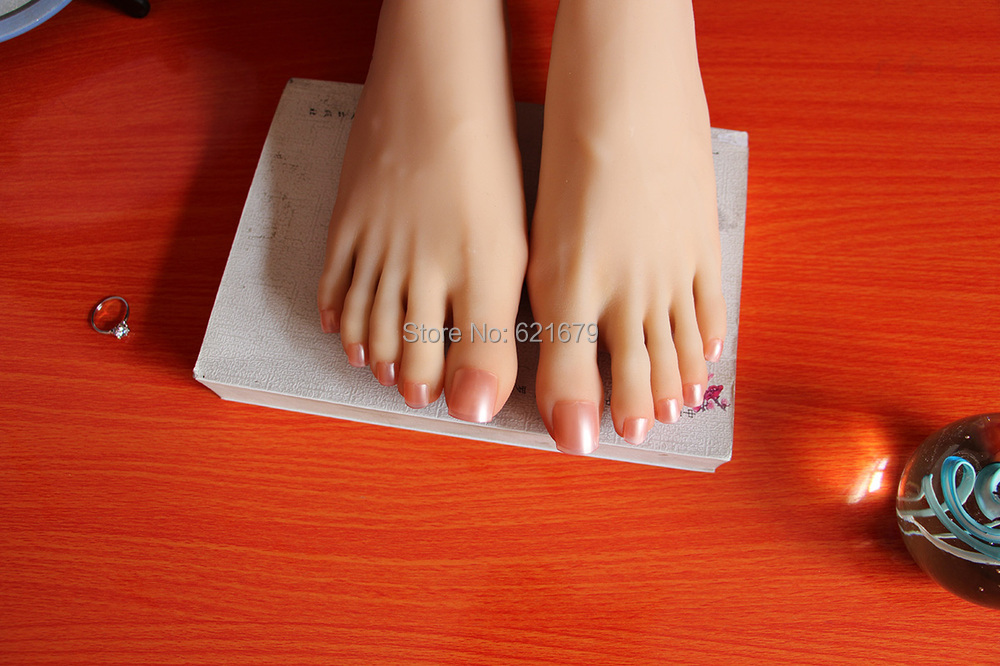 xz35 NEW girls gorgeous pussy feet lover toys clones model