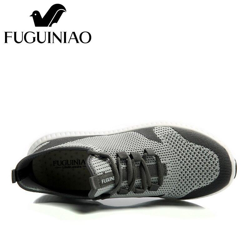 Gris Tricoter Noir Fuguiniao Livraison gris 38 Noir Casual Chaussures Supérieure À D'été 44 Hommes De Respirant Gratuite couleur Chaussures Plates taille 660wqZSx