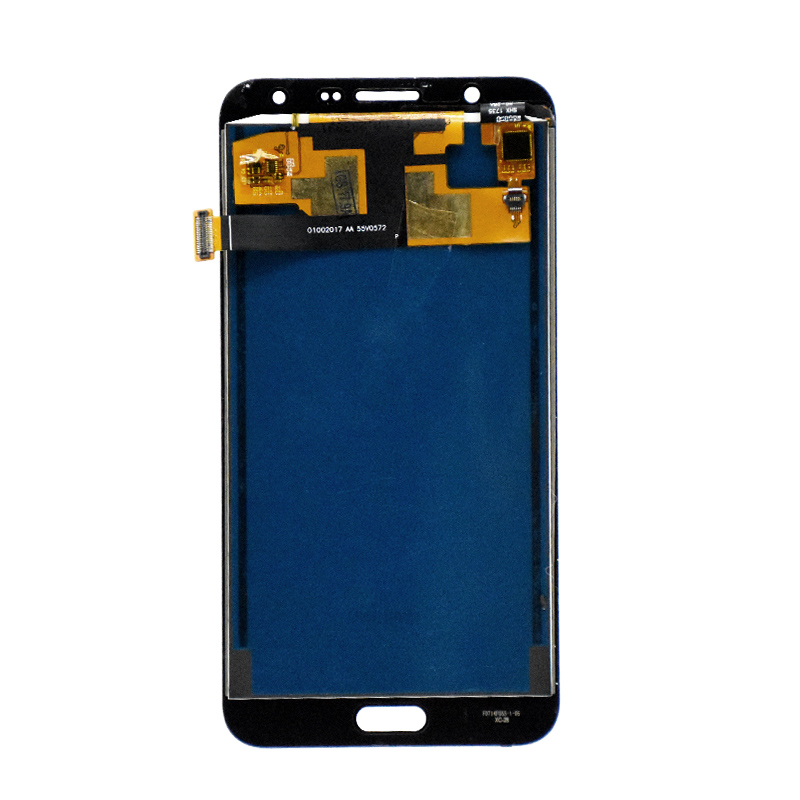 TFT J700 LCD For Samsung Galaxy J7 2015 J700 SM J700F J700H LCD Display Touch Screen Assembly J700 J700F J700M Display Digitizer in Mobile Phone LCD Screens from Cellphones Telecommunications