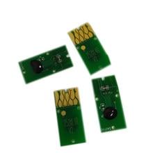 Einkshop 8 قطعة T1281-T1284 الدائم رقاقة إبسون ستايلس S22 SX125 SX420W SX425W SX235W SX130 SX435W BX305F BX305FW طابعة