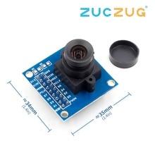 1 шт. синий OV7670 300KP VGA модуль камеры для arduino DIY KIT