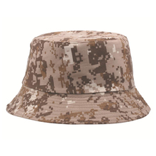 Camouflage Hat Men Outdoor Sport Bucket Hats Tactical Boonie Sun Protection Hiking Fishing Safari Cap