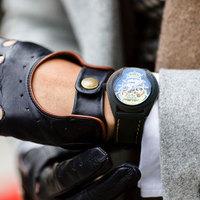 2019 nowe wydane mechaniczne zegarki 43mm projektant czaszka miyota automatyczny zegarek świecąca tarcza Sapphire Crystal mens Watch w Zegarki mechaniczne od Zegarki na