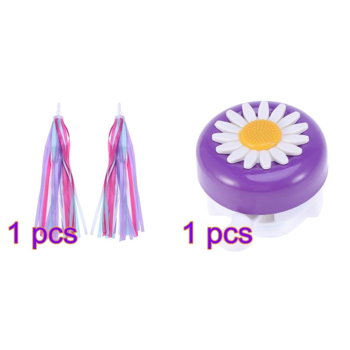 1Pair Children/'s Kids Bike Cycling Ribbons Tassels Decor ge