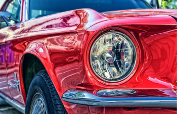 My Car.40x50cm DIY pintura para colorear por número herramientas Imagen hermosa pintura por números regalo sorpresa suministros de arte dropship
