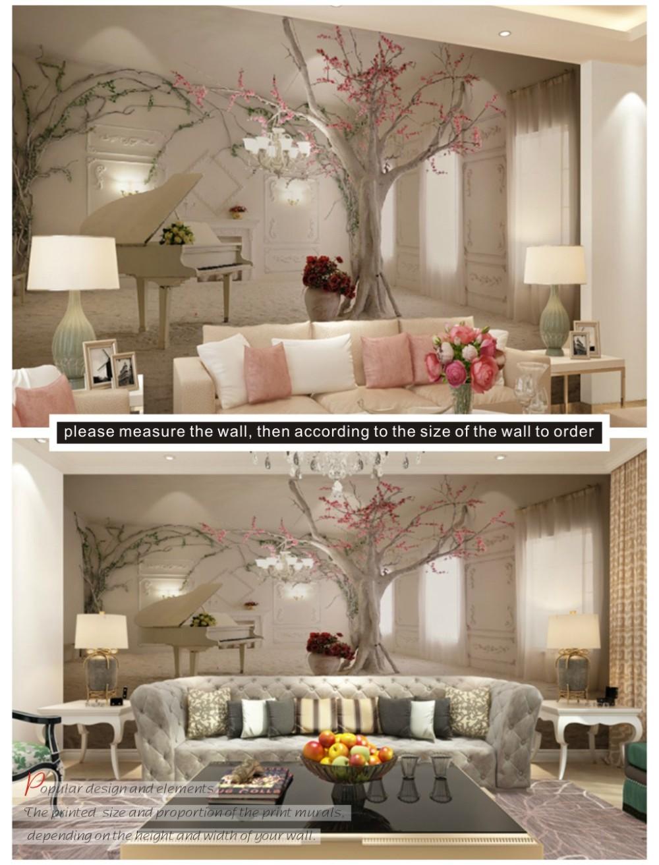 Niestandardowe 3d mural TV tło tapeta sofa przestrzeni trójwymiarowej, aby rozwinąć zdjęcia 3d tapety na ścianach 3 d kontakt papier 6