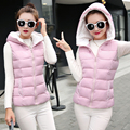 TX1397 Cheap wholesale 2017 new Autumn Winter Hot selling women's fashion casual female nice warm Vest Outerwear