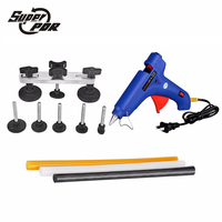 Super PDR Paintless Dent Repair Tools Kit Pulling Bridge Glue Gun High Quality Car Dent Removal