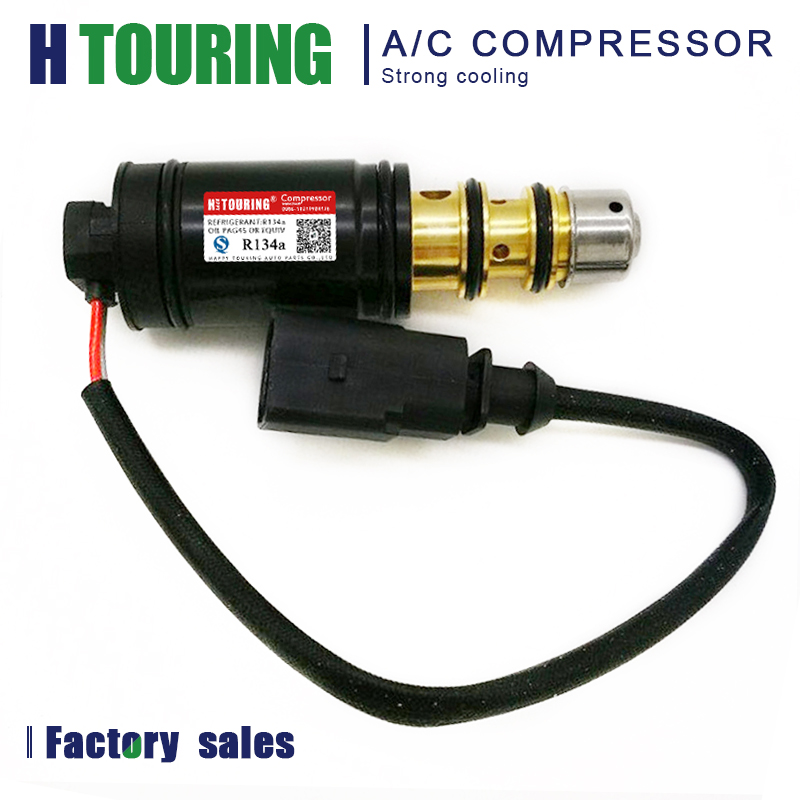 NEW A//C Compressor Control Valve for BMW Models 7SEU17C 7SEU16C CV14