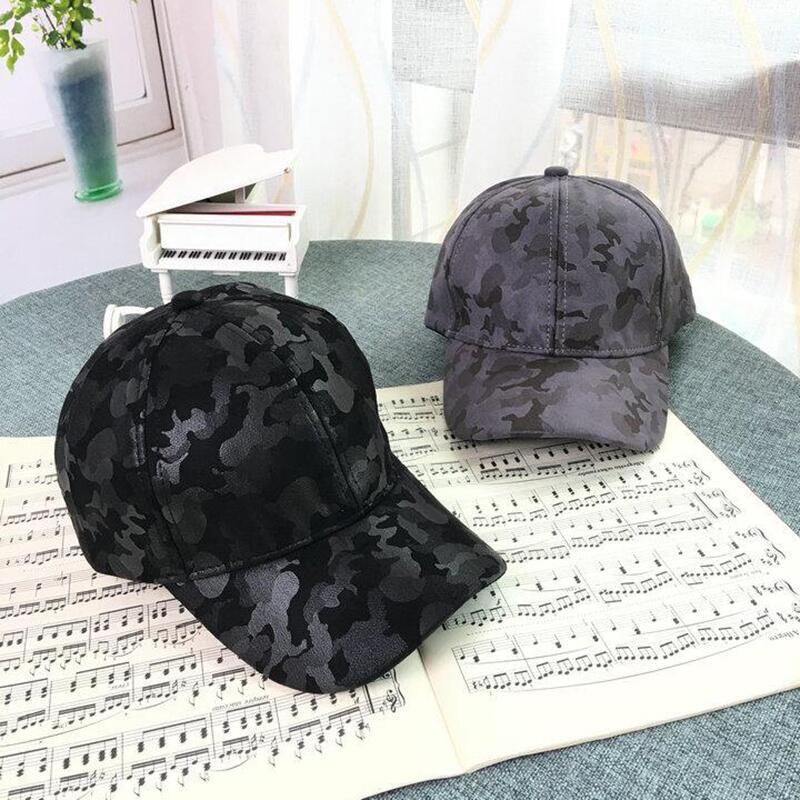 Gorra de béisbol para mujer Camuflaje Hombres Gorras Snapback - Accesorios para la ropa - foto 5
