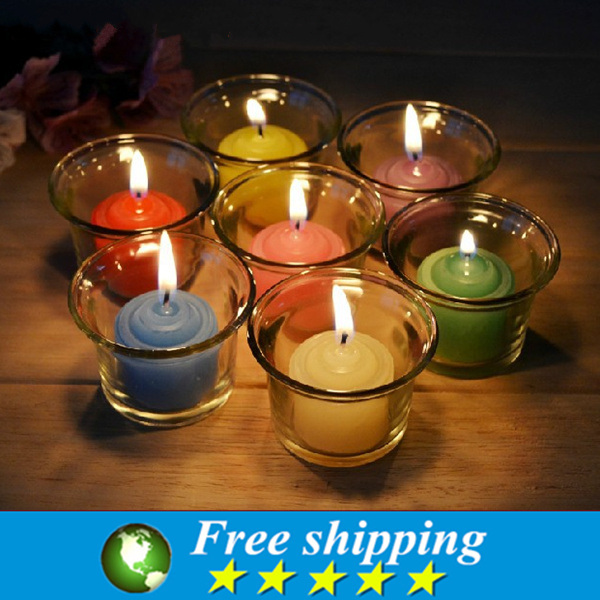 Hot Sale 60pcs Lots Small Candle Romantic Wedding Birthday Candles For Chirstmas Home Decorwhiteredpink