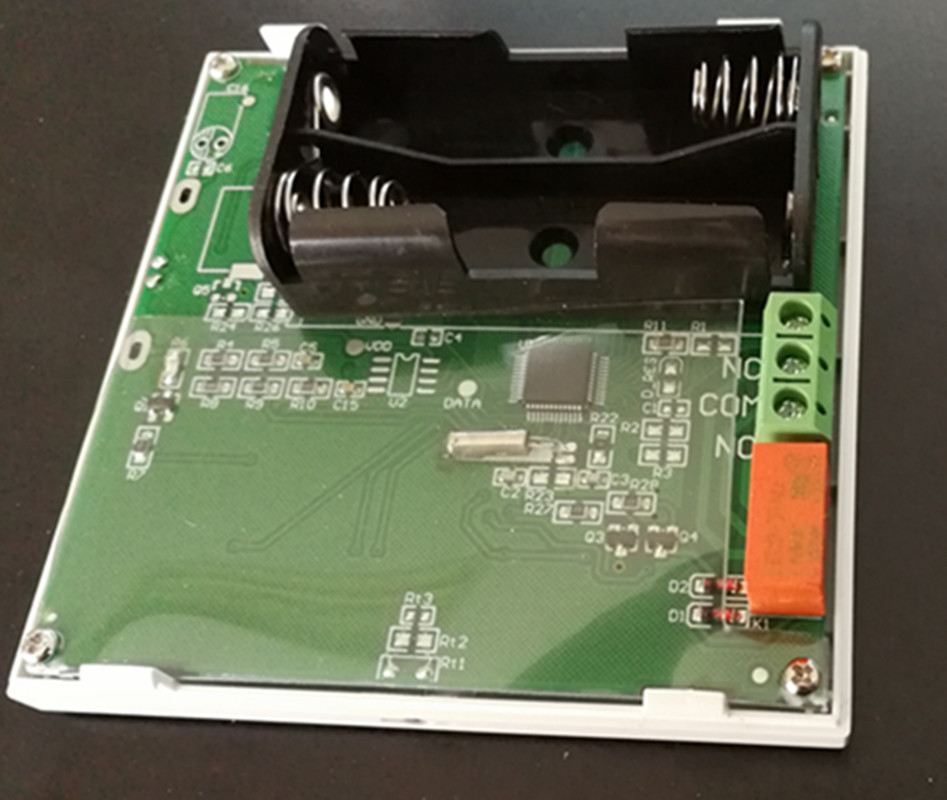 Gaskessel Heizung Thermostat Batterieleistung Digitalen Lcd ...